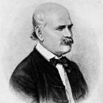 Portrait of Dr. Ignaz Semmelweis