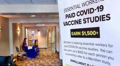 Anti-Trump hysterics now look to block … a vaccine